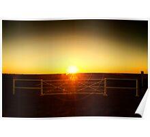 South Australia landscape serie 06 Poster