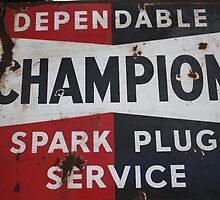 Champion by Charles  Staig
