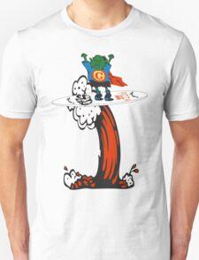g boy surfing Unisex T-Shirt