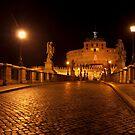 Sant'Angelo by night by aleksandra15