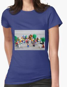 Medieval Affaire Womens Fitted T-Shirt