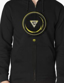 The Witcher Professional Series - Quen (Symbol) Zipped Hoodie