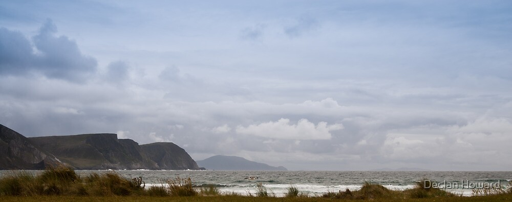 Achill Island Panorama by Declan Howard