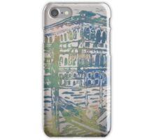 Venice in Screen print iPhone Case/Skin