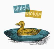 Duck Soup One Piece - Short Sleeve