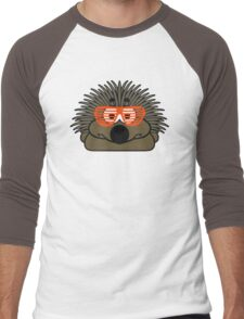 Hedgehogs are cool! Men's Baseball ¾ T-Shirt