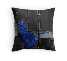 Montreal Art Gallery Throw Pillow
