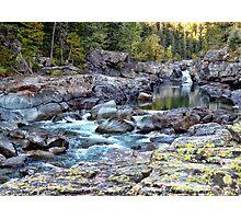 MacDonald Creek 4 Photographic Print