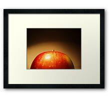 glorified fruit Framed Print