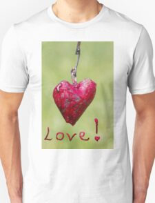 heart and love T-Shirt