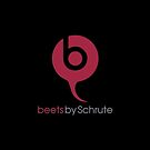 Beets By Schrute - The Office US - (Beats By Dr. Dre) by 4ogo Design