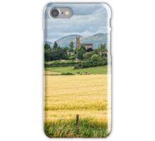 View of Clackmannan iPhone Case/Skin