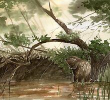 Beaver by Sean Seal