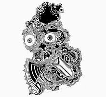 King owl the Thief (Dark) Unisex T-Shirt