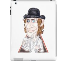 Cult Movie Caricature Drawing Milk iPad Case/Skin