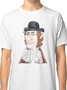 Cult Movie Caricature Drawing Milk Classic T-Shirt