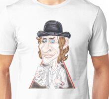 Cult Movie Caricature Drawing Milk Unisex T-Shirt