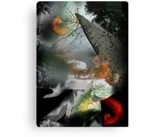 Nest of the ugly Canvas Print