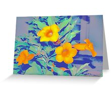 Day jewels Greeting Card