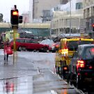 wet congested day by Alex Mokrzycki