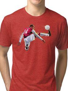Explosive Henry Tri-blend T-Shirt