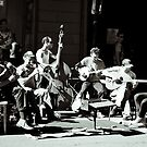 Royal Street Musicians by Susan Grissom