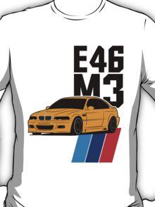 BMW E46 M3 T-Shirt