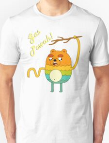 Bravest Warriors Adventure Time - Bear Jake the Dog Gas Powah T-Shirt