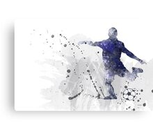 Soccer Player 2 Canvas Print