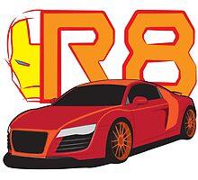 Iron Audi R8 by ethosveritas