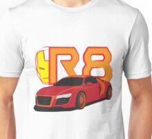 Iron Audi R8 Unisex T-Shirt