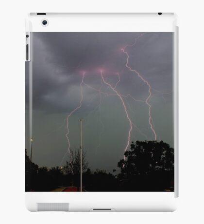 Lightening over Swan Valley iPad Case/Skin