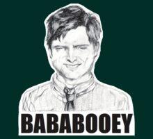 Drunk Ben Wyatt Portrait T-Shirt