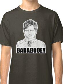 Drunk Ben Wyatt Portrait Classic T-Shirt