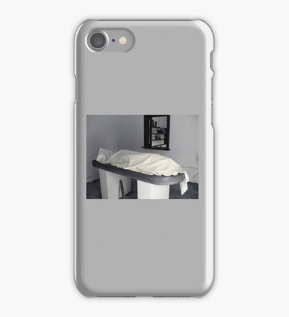 Mortuary iPhone Case/Skin