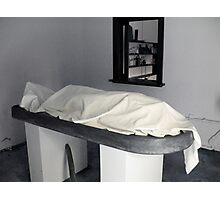 Mortuary Photographic Print