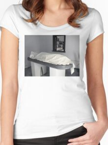 Mortuary Women's Fitted Scoop T-Shirt