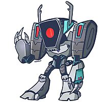 Shockwave from Transformers Animated Version A Photographic Print