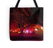Panic In The Streets Tote Bag