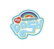 My Little Pony - Rainbow Dash Photographic Print