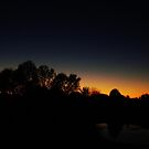 evening sky 8 by Tee Mezz