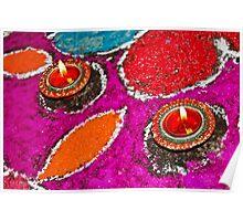 Diwali - Festival of Lights Poster