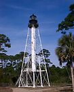 Cape San Blas Lighthouse by RebeccaBlackman