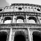 Colosseum, Rome, Italy by Melissa Fiene