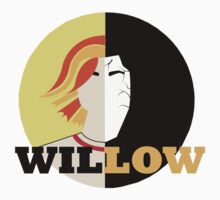 The Many Faces Of Willow One Piece - Long Sleeve