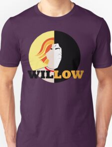 The Many Faces Of Willow T-Shirt