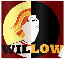 The Many Faces Of Willow Poster
