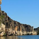 Geikie Gorge by Flo Wetherley