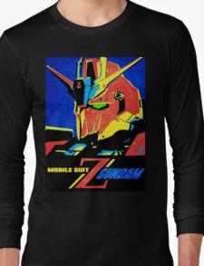 Zeta Gundam Long Sleeve T-Shirt