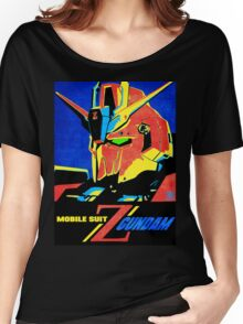 Zeta Gundam Women's Relaxed Fit T-Shirt